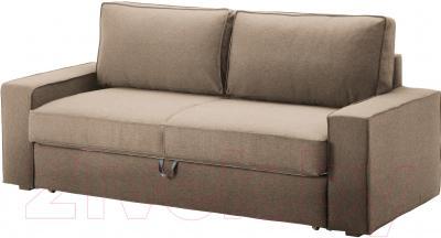 Чехол на диван - 3 местный Ikea Виласунд 102.430.41 (бежевый)