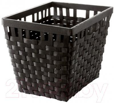 Корзина Ikea Кнарра 302.433.18 (черно-коричневый)