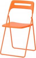 Стул Ikea Ниссе 302.462.08 (оранжевый ) -