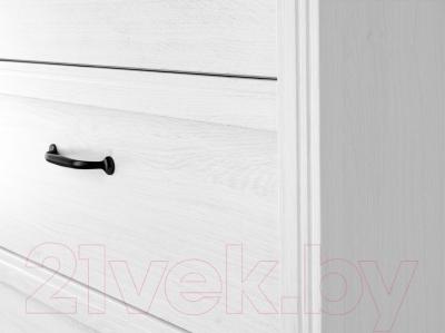 Комод Ikea Брусали 302.501.44 (белый)