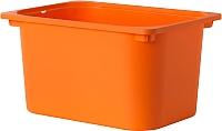 Элемент системы хранения Ikea Труфаст 302.980.23 (оранжевый) -