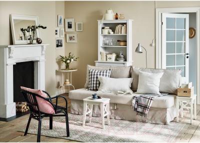 Диван-кровать Ikea Химмэне 303.007.14 (бежевый) - в интерьере