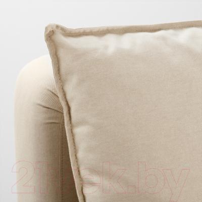 Диван-кровать Ikea Химмэне 303.007.14 (бежевый)