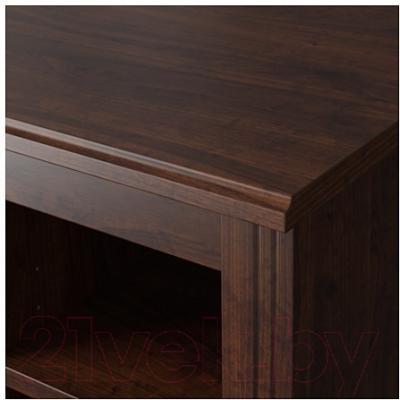 Письменный стол Ikea Брусали 303.022.99 (коричневый)