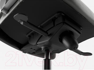 Кресло офисное Ikea Маркус 401.031.00 (черный) - регулировки высоты сиденья и механизма качания