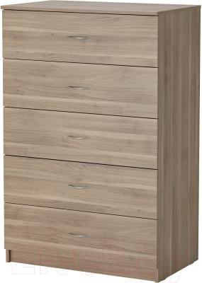 Комод Ikea Тодален 102.558.40 (серо-коричневый)