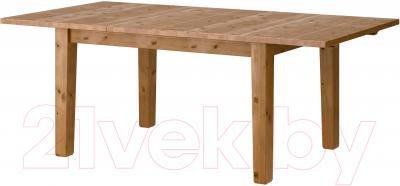 Обеденный стол Ikea Стурнэс 401.768.46 (морилка, антик)