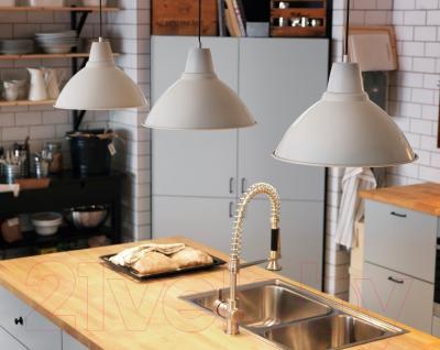 Светильник Ikea Фото 401.928.51 (белый с оттенком)