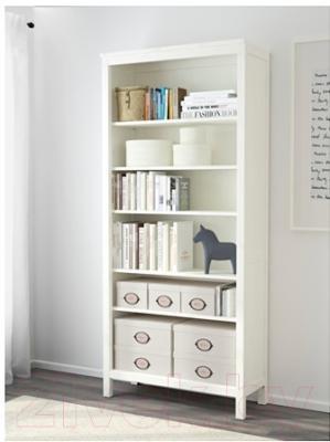 Ящик для хранения Ikea Кварнвик 102.566.94 (белый)