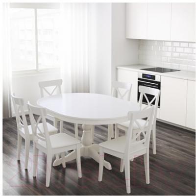 Обеденный стол Ikea Ингаторп 402.170.69 (белый)