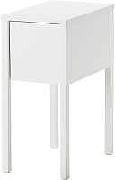 Прикроватная тумба Ikea Нордли 402.192.85 (белый) -