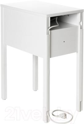 Прикроватная тумба Ikea Нордли 402.192.85 (белый)
