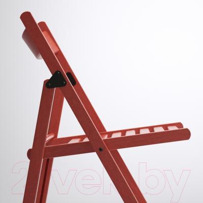 Стул Ikea Терье 402.256.77 (красный)