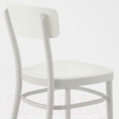 Стул Ikea Идольф 402.288.12 (белый)