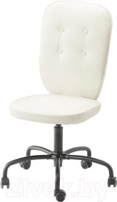 Кресло офисное Ikea Лиллхойден 402.387.12 (белый)