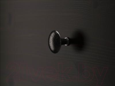 Комод Ikea Хемнэс 402.392.74 (черно-коричневый)