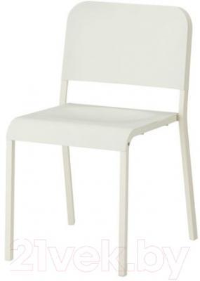 Стул Ikea Мельторп 402.429.93 (белый)