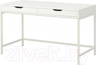 Письменный стол Ikea Алекс 402.607.17 (белый)