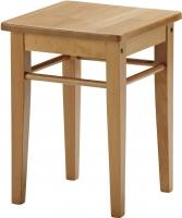 Табурет Ikea Янерик 102.684.42 (морилка/антик) -
