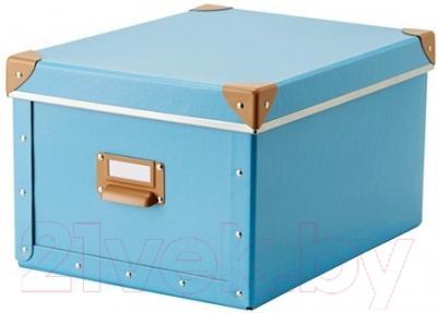 Ящик для хранения Ikea Фьелла 402.699.54 (синий)