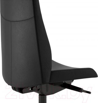Кресло офисное Ikea Вольмар 402.929.21 (черный) - вид сзади