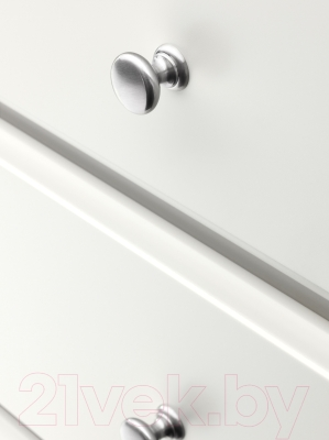 Комод Ikea Тисседаль 402.937.13 (белый)