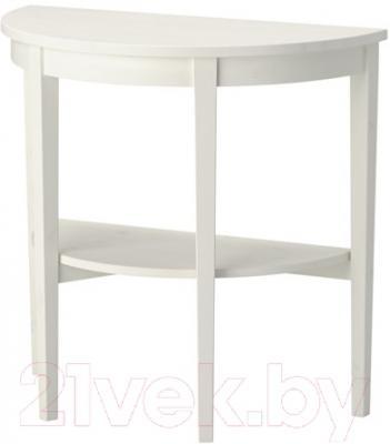 Консоль Ikea Аркельсторп 402.959.05 (белый)