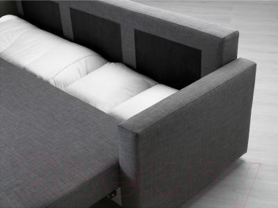 Диван-кровать Ikea Фрихетэн 403.014.59 (Шифтебу темно-серый) - ящик для хранения белья