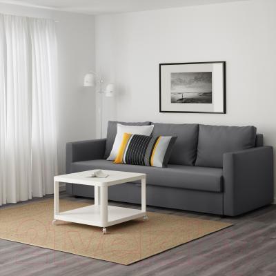 Диван-кровать Ikea Фрихетэн 403.014.59 (Шифтебу темно-серый) - в интерьере