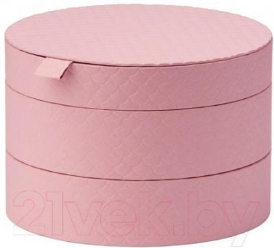 Органайзер для хранения Ikea Пальра 102.724.82 (светло-розовый)