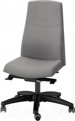 Кресло офисное Ikea Вольмар 403.155.69 (серый)