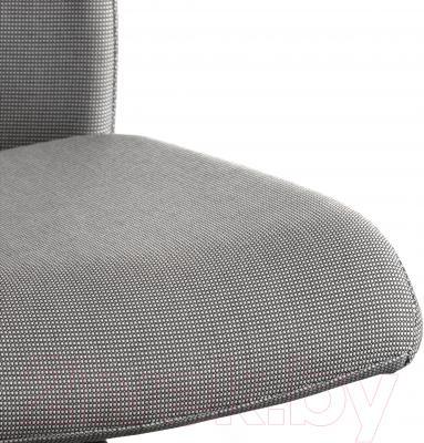 Кресло офисное Ikea Вольмар 403.155.69 (серый) - обивка из ткани