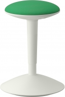 Табурет Ikea Нильс-Эрик 102.795.63 (белый/зеленый) -