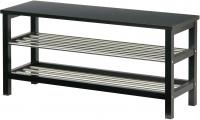 Скамья Ikea Чусиг 501.527.03 (с полкой для обуви) -