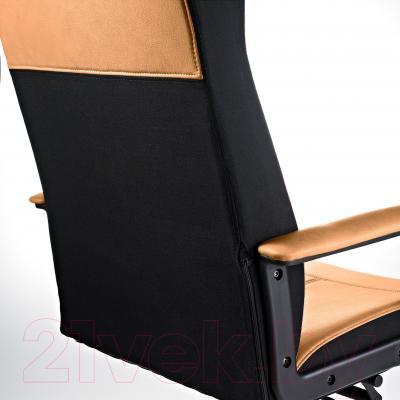 Кресло офисное Ikea Малькольм 501.968.01 - вид сзади