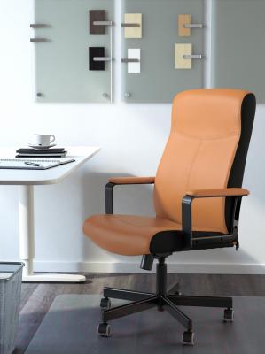 Кресло офисное Ikea Малькольм 501.968.01 - в интерьере
