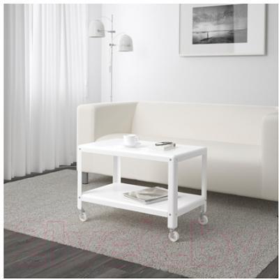 Журнальный столик Ikea Икеа ПС 2012 502.084.51 (белый)