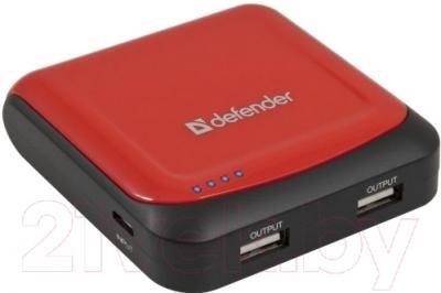 Портативное зарядное устройство Defender ExtraLife 5200 (83603)