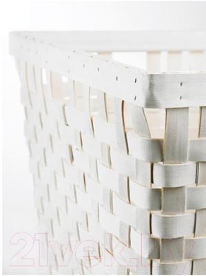 Корзина Ikea Кнарра 502.433.17 (белый)