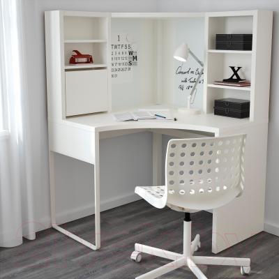 Компьютерный стол Ikea Микке 502.507.13 (белый)