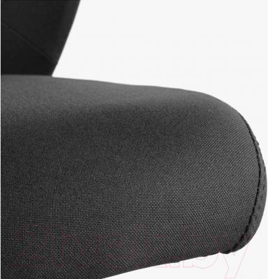 Кресло офисное Ikea Флинтан 102.838.81 (черный) - сиденье из ткани