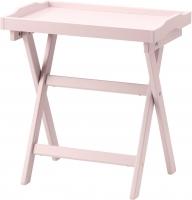Сервировочный столик Ikea Марюд 503.044.81 (розовый) -