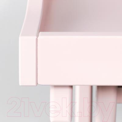 Сервировочный столик Ikea Марюд 503.044.81 (розовый)