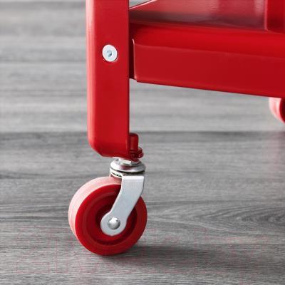 Журнальный столик Ikea Икеа ПС 2012 503.069.89 (красный)