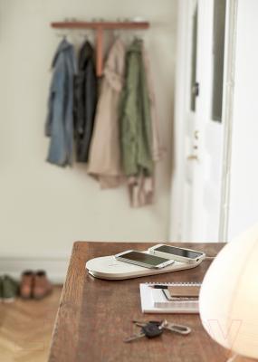 Беспроводное зарядное устройство Ikea Нурдмэрке 503.083.18 - в интерьере
