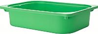 Элемент системы хранения Ikea Труфаст 600.940.72 (зеленый) -
