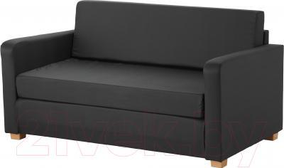 Диван-кровать Ikea Сольста 601.190.96 (темно-серый)