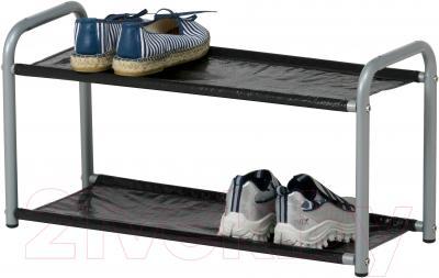 Полка для обуви Ikea Лустифик 601.526.65 - в процессе использования