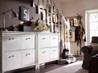 Тумба для обуви Ikea Хемнэс 601.561.21