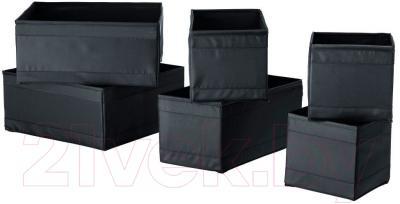 Набор коробок для хранения Ikea Скубб 601.926.33